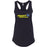 CrossFit ThunderHawk - 100 - Brush - Next Level - Women's Ideal Racerback Tank