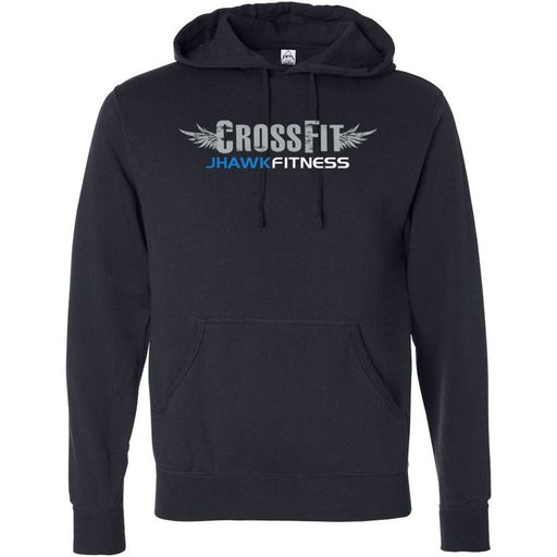 CrossFit Jhawkfitness - 100 - Standard - Independent - Hooded Pullover Sweatshirt
