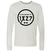 CrossFit 1827 - 100 - Standard - Bella + Canvas 3501 - Men's Long Sleeve Jersey Tee