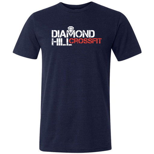 Diamond Hill CrossFit - 100 - Standard - Bella + Canvas - Men's Triblend Short Sleeve Tee