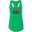 CrossFit Crowned - 100 - Standard - Next Level - Women's Ideal Racerback Tank