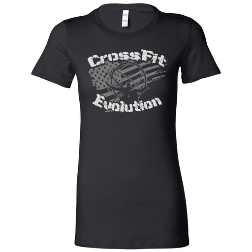 CrossFit Evolution - 100 - Atlas - Bella + Canvas - Women's The Favorite Tee