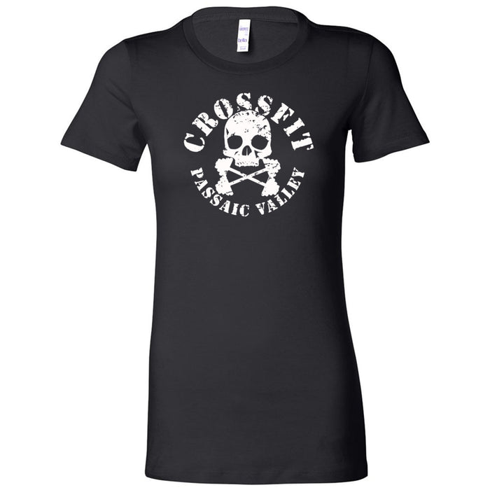 CrossFit Passaic Valley - 100 - Standard - Bella + Canvas - Women's The Favorite Tee
