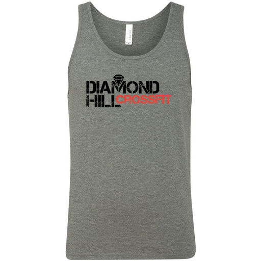 Diamond Hill CrossFit - 100 - Standard - Bella + Canvas - Men's Jersey Tank