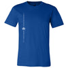 Iron House CrossFit - 100 - Vertical - Bella + Canvas - Men's Short Sleeve Jersey Tee