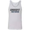 CrossFit Factorial - 100 - Standard - Bella + Canvas - Men's Jersey Tank