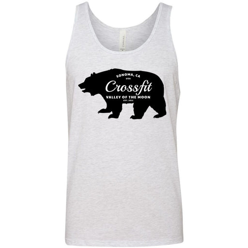 CrossFit Valley of the Moon - 100 - 05 Wilderness - Bella + Canvas - Men's Jersey Tank