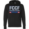 Flower City CrossFit - 100 - FCCF - Independent - Hooded Pullover Sweatshirt