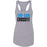 Top Gun CrossFit - 100 - Distressed - Next Level - Women's Ideal Racerback Tank