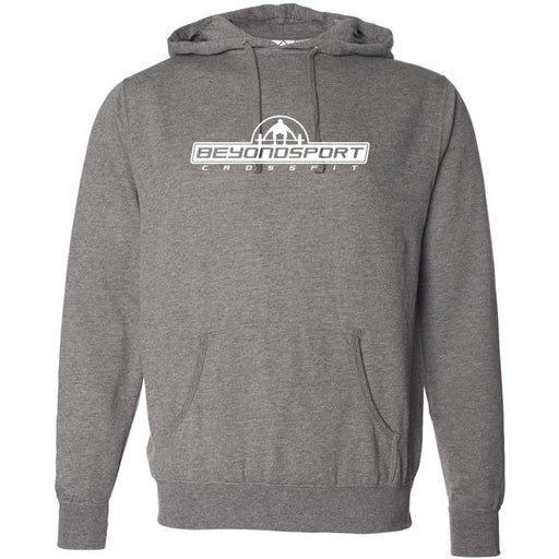 CrossFit Beyond Sport - 100 - One Color - Independent - Hooded Pullover Sweatshirt
