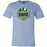 CrossFit Magnitude - 100 - Green - Bella + Canvas - Men's Short Sleeve Jersey Tee