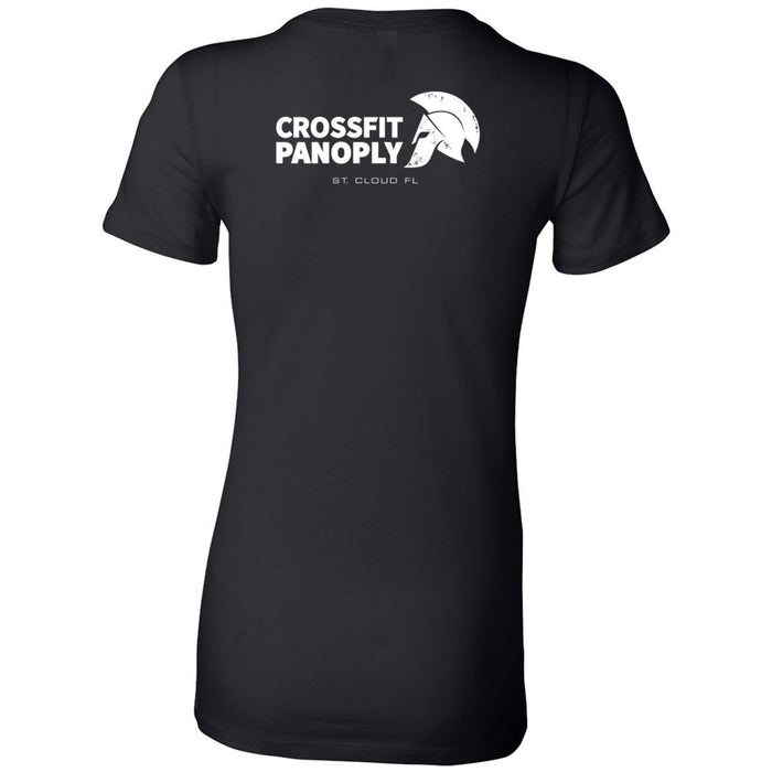 CrossFit Panoply - 200 - CrossFat - Bella + Canvas - Women's The Favorite Tee