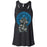 CrossFit Evolution - 100 - Viking Grunge - Bella + Canvas - Women's Flowy Racerback Tank