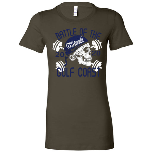 GTS CrossFit - 200 - Battle of the Gulf Coast 2020 - Bella + Canvas - Women's The Favorite Tee