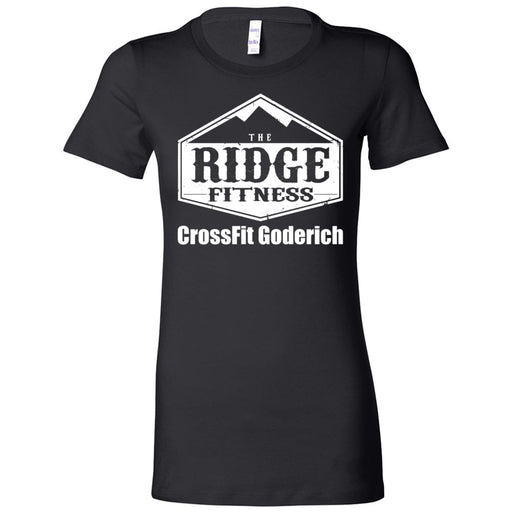CrossFit Goderich - 100 - Standard - Bella + Canvas - Women's The Favorite Tee