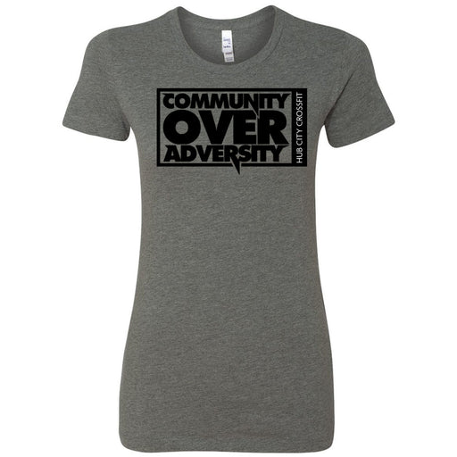 Hub City CrossFit - 100 - Community - Bella + Canvas - Women's The Favorite Tee