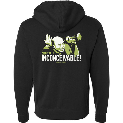 CrossFit Inconceivable - 201 - Princess Bride - Independent - Hooded Pullover Sweatshirt