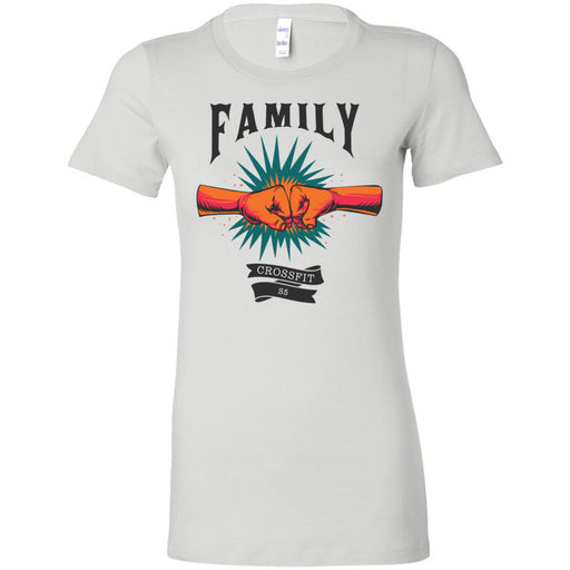 CrossFit S5 - 100 - Family - Bella + Canvas - Women's The Favorite Tee