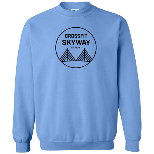 CrossFit Skyway - 100 - Standard - Gildan - Heavy Blend Crewneck Sweatshirt