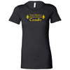 Lander University CrossFit - 100 - Barbell - Bella + Canvas - Women's The Favorite Tee