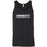 Amnesty CrossFit - Distressed - Bella + Canvas - Men's Jersey Tank