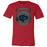 CrossFit Perryville - 100 - Kettlebell - Bella + Canvas - Men's Short Sleeve Jersey Tee
