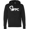 CrossFit Pell City - 100 - White - Independent - Hooded Pullover Sweatshirt