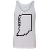 CrossFit Dash - Indiana Dash - Bella + Canvas - Men's Jersey Tank