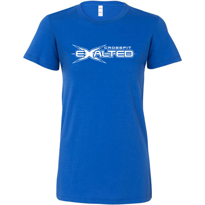 CrossFit Exalted - 100 - One Color - Bella + Canvas - Women's The Favorite Tee