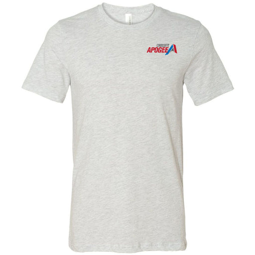 Crossfit Apogee - 100 - Pocket - Bella + Canvas - Men's Short Sleeve Jersey Tee