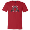 Red Dog CrossFit - 100 - Standard - Bella + Canvas - Men's Short Sleeve Jersey Tee