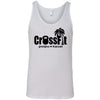 CrossFit Poipu - 100 - Standard - Bella + Canvas - Men's Jersey Tank