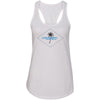 CrossFit Saint Simons - Palm Tee - Next Level - Women's Ideal Racerback Tank