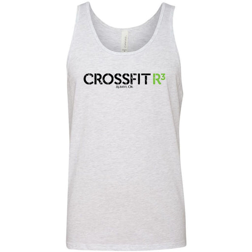 CrossFit R3 - 100 - Standard - Bella + Canvas - Men's Jersey Tank
