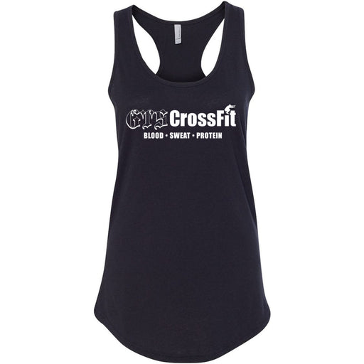 GTS CrossFit - 100 - One Color - Next Level - Women's Ideal Racerback Tank
