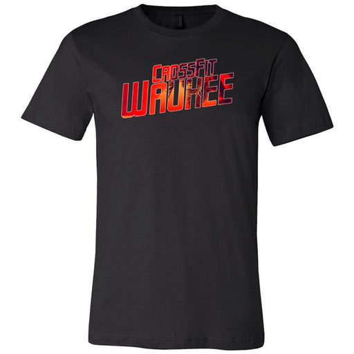 CrossFit Waukee - 100 - Summer - Bella + Canvas - Men's Short Sleeve Jersey Tee