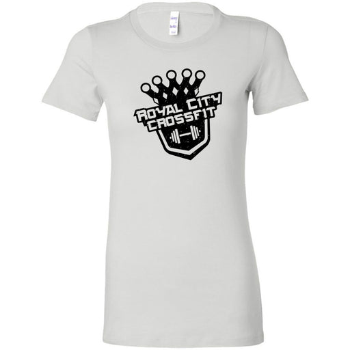 Royal City CrossFit - 100 - Tilted - Bella + Canvas - Women's The Favorite Tee