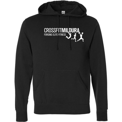 CrossFit Mildura - 100 - Standard - Independent - Hooded Pullover Sweatshirt