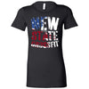 New State CrossFit - 100 - Flag - Bella + Canvas - Women's The Favorite Tee