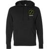 Warriorz CrossFit - 100 - Pocket Size - Independent - Hooded Pullover Sweatshirt
