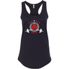 Red Dog CrossFit - 100 - Standard - Next Level - Women's Ideal Racerback Tank