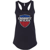 CrossFit No Slack - 100 - Standard - Next Level - Women's Ideal Racerback Tank