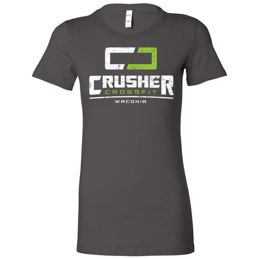 Crusher CrossFit - 100 - Standard - Bella + Canvas - Women's The Favorite Tee