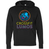 CrossFit Lumos - Neon - Independent - Hooded Pullover Sweatshirt