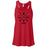 CrossFit Due North - 100 - TC Elements - Bella + Canvas - Women's Flowy Racerback Tank