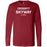 CrossFit Skyway - 100 - St. Pete - Bella + Canvas 3501 - Men's Long Sleeve Jersey Tee