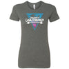 CrossFit Unashamed - 100 - Tropical - Bella + Canvas - Women's The Favorite Tee