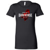 CrossFit Dark Horse - 100 - Standard - Bella + Canvas - Women's The Favorite Tee