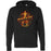 CrossFit Eclipse - 100 - Tulsa Ok - Independent - Hooded Pullover Sweatshirt
