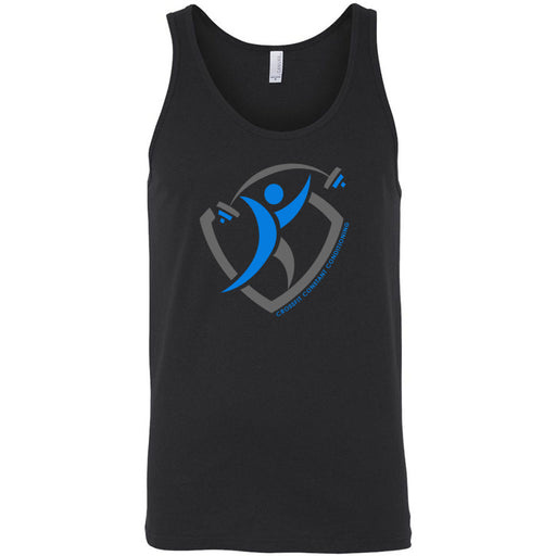 CrossFit Constant Conditioning - 100 - Design 1 - Bella + Canvas - Men's Jersey Tank